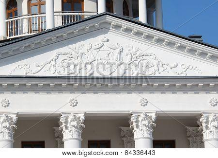 Ostafievo Estate Architecture Details