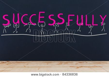 Successfully, Success With People