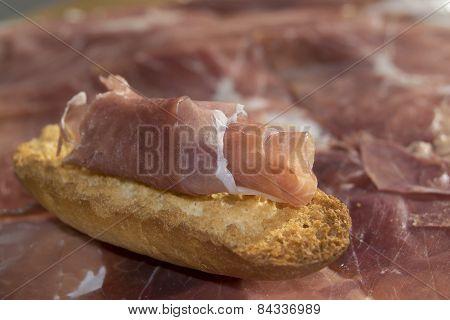 Parma Raw Ham
