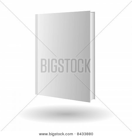 Isolated vector book icon