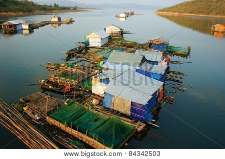 Asian Residence, Vietnam Floating House