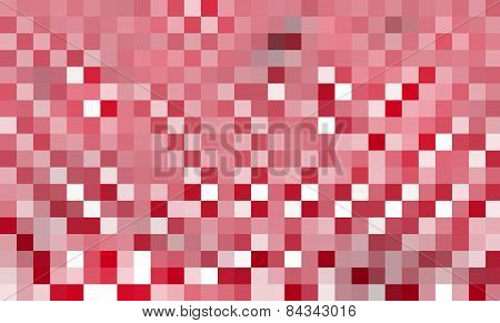 Red-white Plane