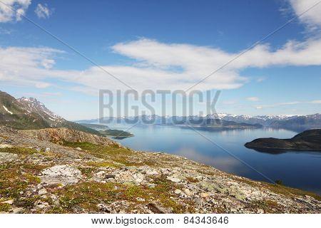 Northern Norway Landscape