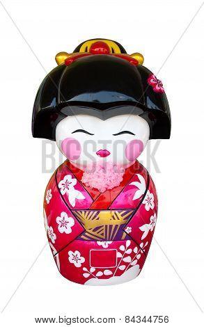Japanese Doll Stucco
