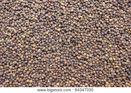 Dried pepper background