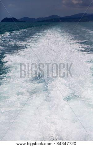 Myanmar Kho   Bay Isle Froth Foam
