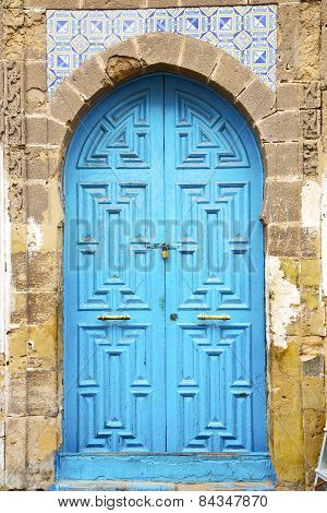 Antique Door In