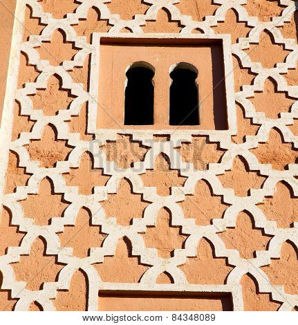 Muslim The History  Symbol  In Morocco  Abstract