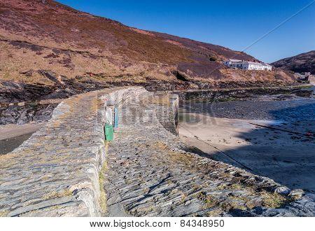 boscatle harbour
