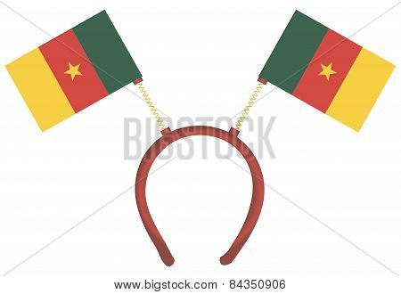Witty Headdress Flags Cameroon