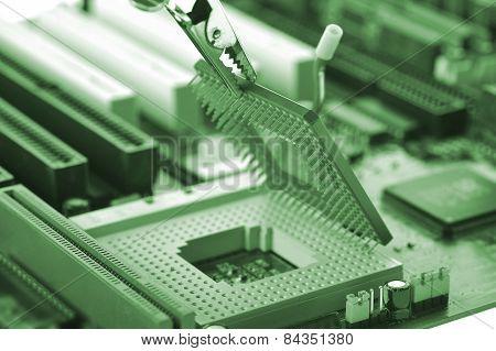 Computer Central Processor