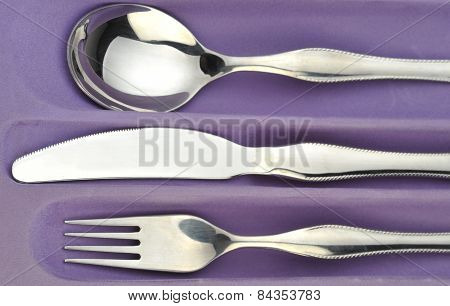 Silverware Ready To Use