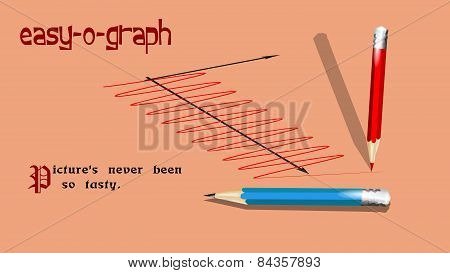 Pencils And Graph