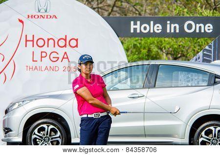 Honda Lpga Thailand 2015