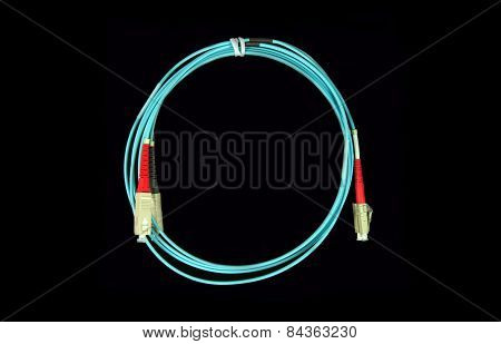 Fiber Patch With Lc And Sc Connector