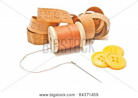 Thread, Meter And Buttons