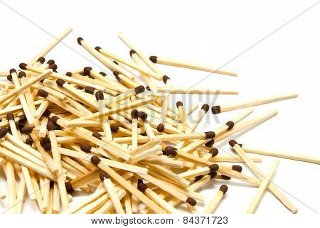 Small Heap Of Matches
