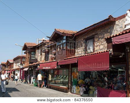 Side , Turkey.