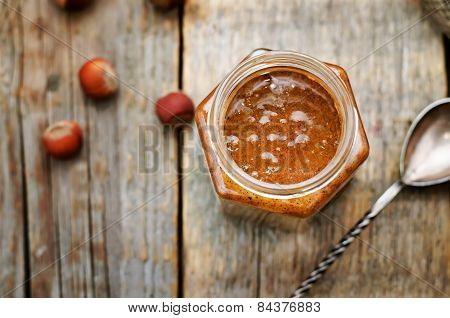 Praline In A Jar