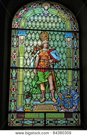 Stained Glass Force