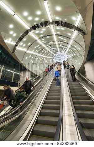 Second Line Of  Warsaw Subway