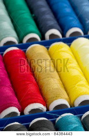 Sewing Yarn Spools