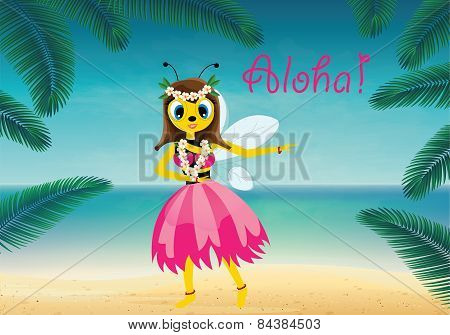 Hawaiian Bee