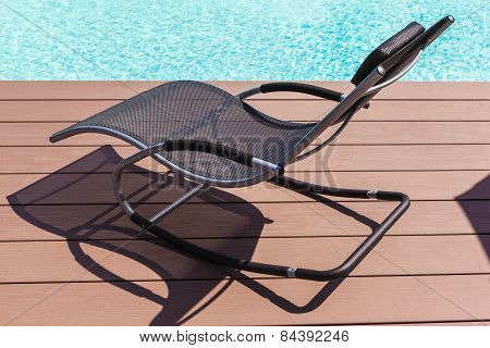Pool Side Chaise Lounge