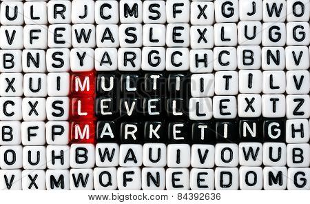 Mlm ,multi Level Marketing