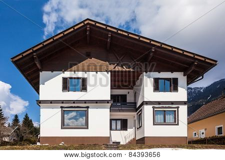 Big Austrian House
