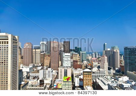 Overview  Over San Francisco