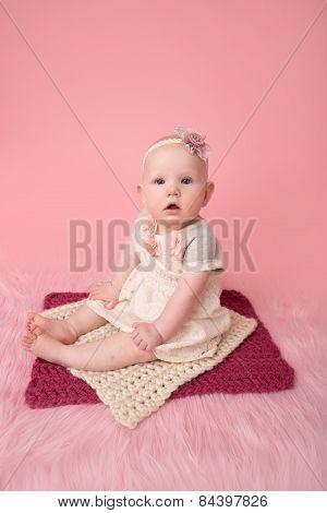 Baby Sitting Milestone