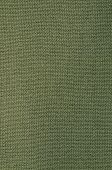 stock photo of knitting  - close up of a green knitted background pattern - JPG