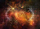 foto of math  - Space Geometry series - JPG