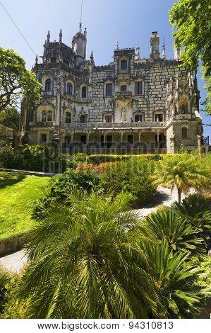 The Regaleira Palace (Quinta da Regaleira), Sintra, Portugal