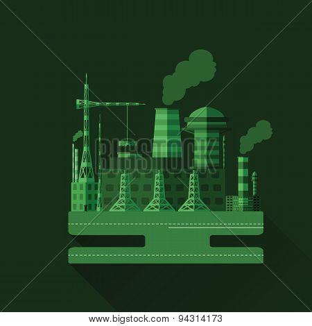 industrial factory v.12