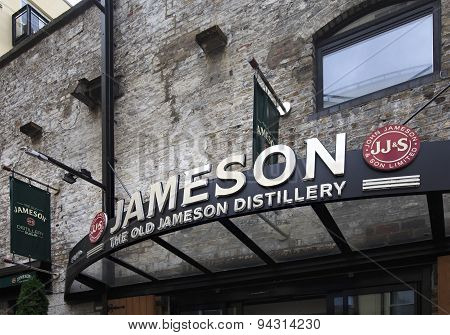 Old Jameson Distillery Tours in Dublin