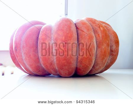 The nature vegetable Pumpkin object.
