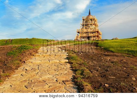 Restoration of tower