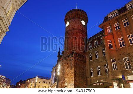 Spremberger Turm In Cottbus
