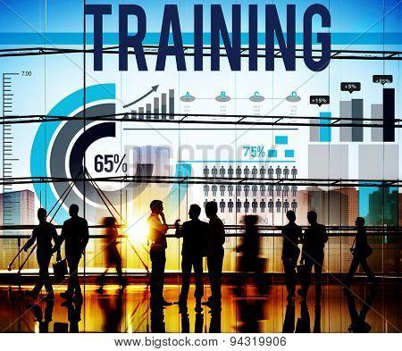 Tranining Workshop Learning Education Development Concept