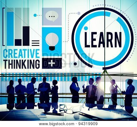 Learn Education Knowledge Ideas Creative Concept