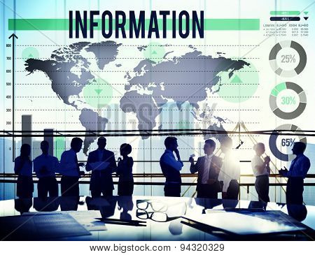Information Facts Research Result Source Concept