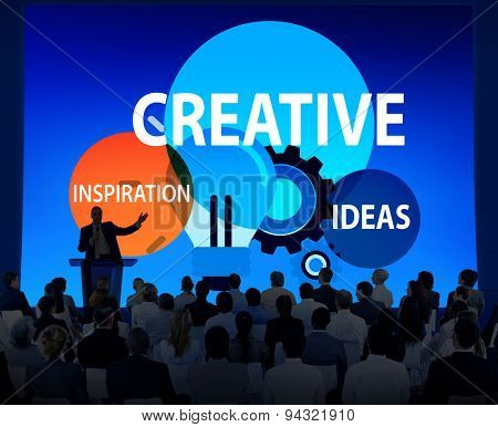 Creative Creativity Create Inspiration Ideas Concept