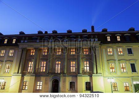 The Liszt University Of Music