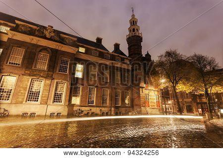 Rainy Morning In Hague