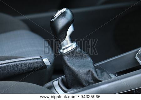 Gearbox lever
