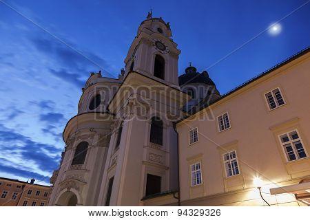 University Of Salzburg Church