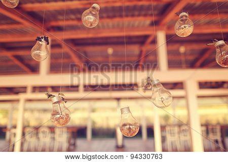 Decor With Light Bulbs