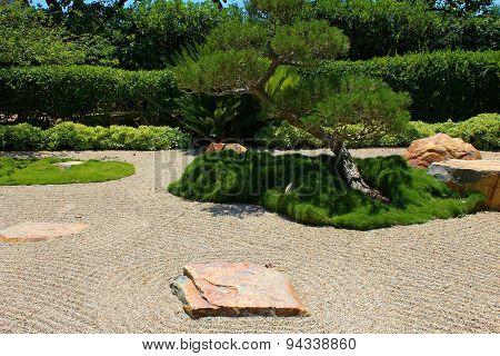 Zen Rock Gardens